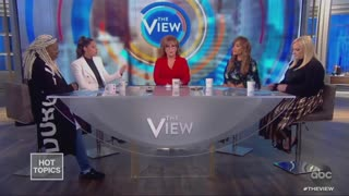 Behar: 'murderers, pimps, behave better than Trump officials'