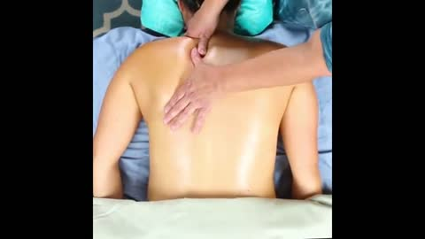 Basic Swedish Back Massage Techniques
