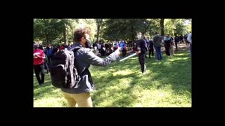 9/19/20 Antifa Upper Management Try-Outs