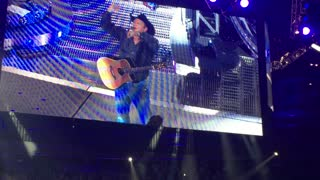 Friends In Low Places Garth Brooks Live Amway Arena Orlando, FL - Video