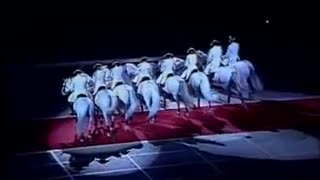 (VIDEO) Must See: World Most Famous Lipizzaner Stallions! - Video