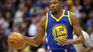 Kevin Durant LEAVING the Warriors After This Season? - Video