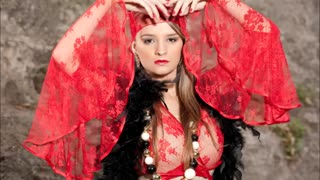 Cultures form around the world - Gypsy Costume, Modeling in Jerusalem - Episode 5 - Video