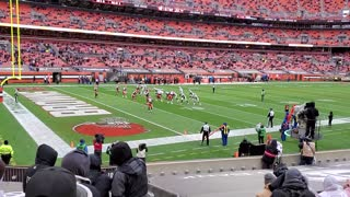 Raiders vs browns