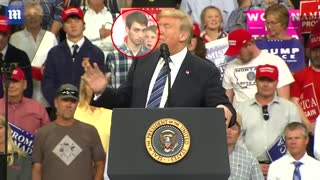 Liberals Booted From Trump Rally - Video