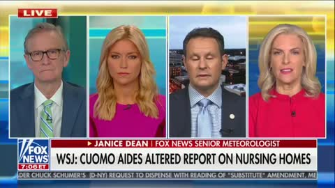 """Janice Dean: Cuomo Needs To Go To Jail """"No Ifs, Ands, Or Butts!"""""""