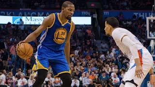 """Kevin Durant ROASTS Nuggets Fan: """"We'll Sweep Your Ass"""" - Video"""