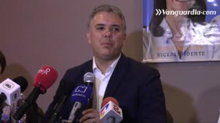 video de Iván Duque