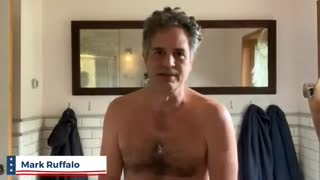 Celebrities strip down for PSA on naked ballots