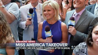 Gretchen Carlson Is Back — And She's Ready to Rescue the Miss America - Video