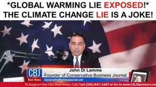 Global Warming LIE Exposed... Climate Change is a JOKE!