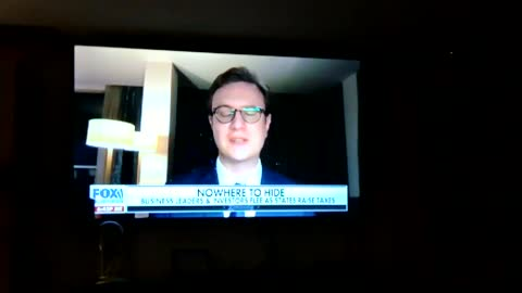 Andrew Henderson on Fox business channel