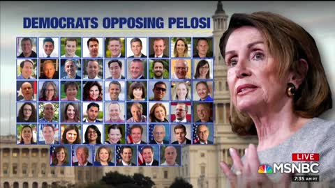 Pelosi calls on Democrats to do whatever they have to do to win