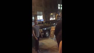 Philly Bouncer Knocks Out Guy - Video