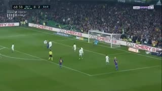 Gol de Suarez vs Real Betis - Video