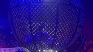 Globe of Death, Circus Funtasia 2017  - Video