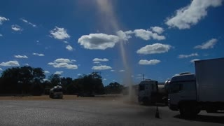Brazilian Dust Devil - Video