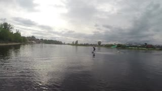 Wakeboard Epic Fail - Video