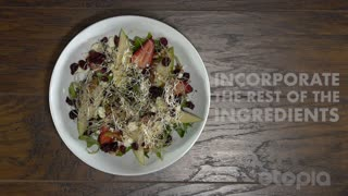 Fruity Garden Salad - Video