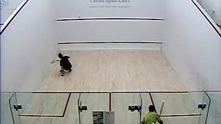 Best squash rally ever!? - Video
