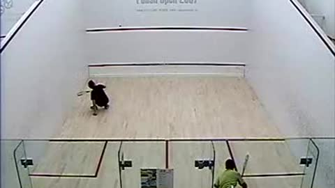 Best squash rally ever!?