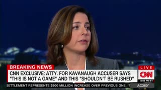 Christine Blasey Ford's attorney wants to delay Kavanaugh hearing