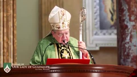 Cardinal Burke condemns JoeBiden Administration's attempt to codify as law #Abortion​