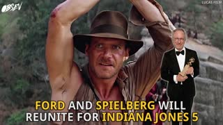 Will Harrison Ford return for his most iconic role? - Video