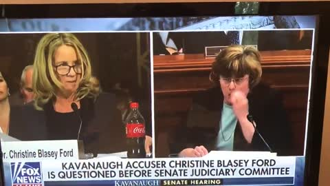 Feinstein Told Christine Ford She Would Hold Letter Until Before The Kavanaugh Hearing