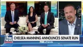 "Dan Bongino Says Chelsea Manning Should ""Be In Jail"" Instead of Running For Senate - Video"