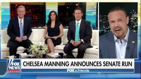 "Dan Bongino Says Chelsea Manning Should ""Be In Jail"" Instead of Running For Senate"