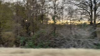 A Beautiful Mississippi Delta Sunset