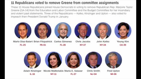 11 GOPs to Primary out