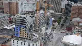 Hard Rock Hotel Collapse Aftermath