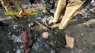 Tehran fire: Iconic Plasco building collapses killing 20 firefighters - Video