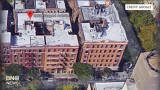 Fire in New York City Apartment Building Kills at Least 10 - Video