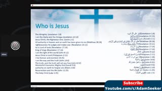 Who is Allah of Islam - Part 3