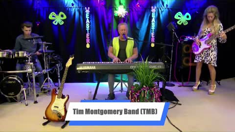 It's Going To Be a CRAZY Night Tonight! Tim Montgomery Band Live Program #389