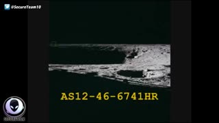 UNDENIABLE! Alien Craft In Apollo Moon Footage Discovered 10_8_2015-IZaWWCQx6os