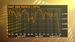 Market meltdown intensifies fears - Video