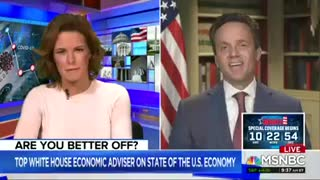 The Trump economy is taking off