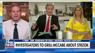 Jordan: DOJ, FBI Colluded in Conspiracy to Prevent Trump From Becoming President - Video