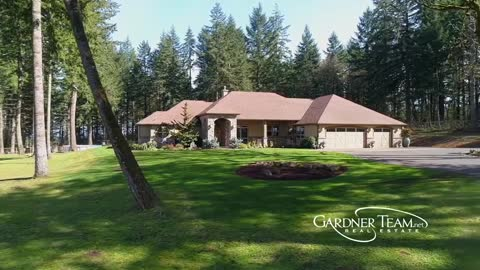 Exceptional Custom Home in Chehalem Mountain Wine Region ~ Video of