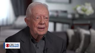 Jimmy Carter criticizes the NRA and guns - Gets everything wrong - Video