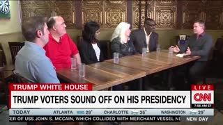 Ohio Voters Tell CNN Trump Has Had a 'Fantastic' Year - Video