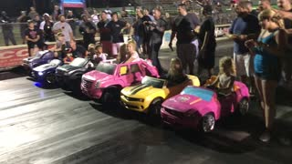 Power Wheels Race - Video