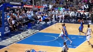 Russell Westbrook REJECTED By Rim On Dunk Attempt - Video