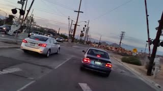 NEW Train Horn Prank at Rail Road Crossing - Video