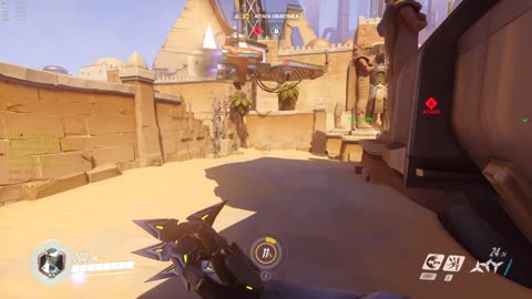 When Enemy Team is 6 Bastion