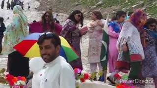 Adorable lake of Saif al malook  - Video